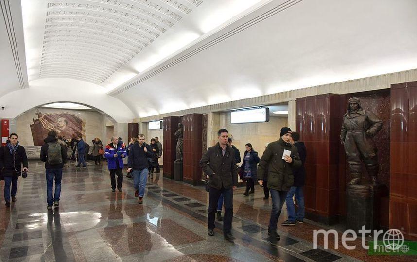 """Московский метрополитен. Фото Василий Кузьмичёнок, """"Metro"""""""