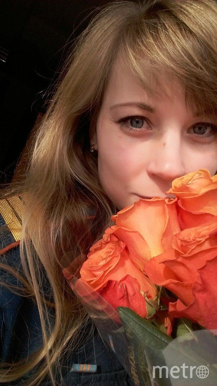 Эти розы коллеги подарили Надежде на сутках 8 Марта. Фото предоставлено Надеждой Смирновой