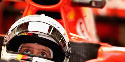 Феттель показал лучший результат во второй практике Гран-при России