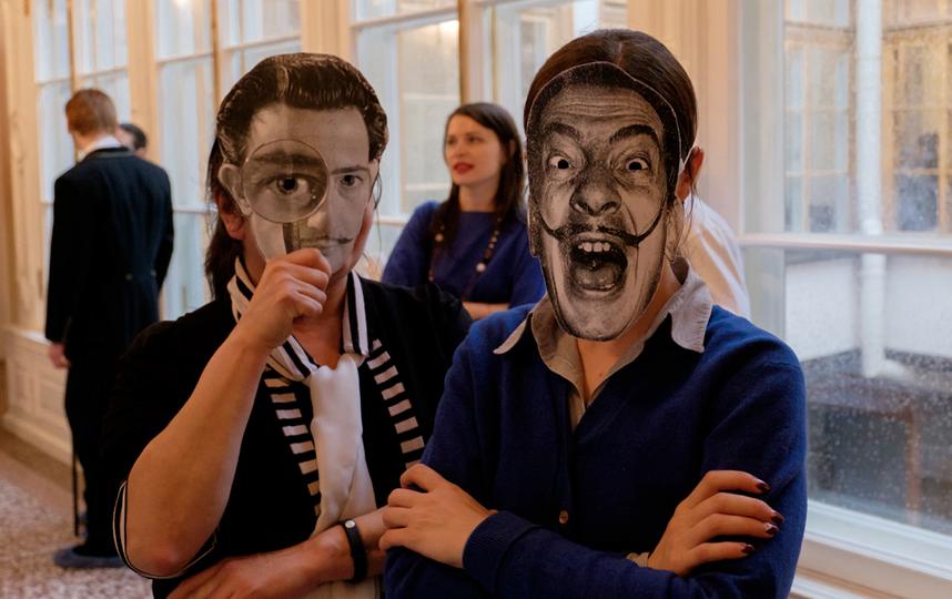 "Дали оказался невероятно популярен у петербуржцев. Фото Алена Бобрович., ""Metro"""