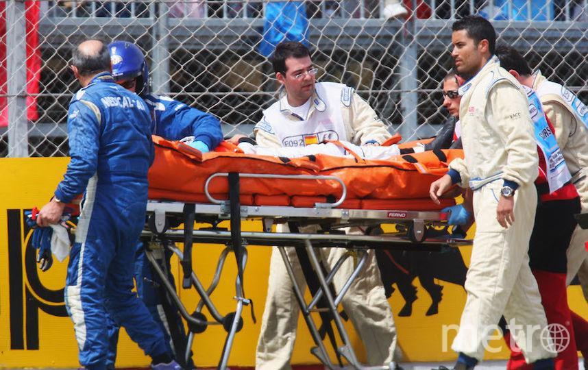При крушении самолета в Испании погибли три человека. Фото Getty