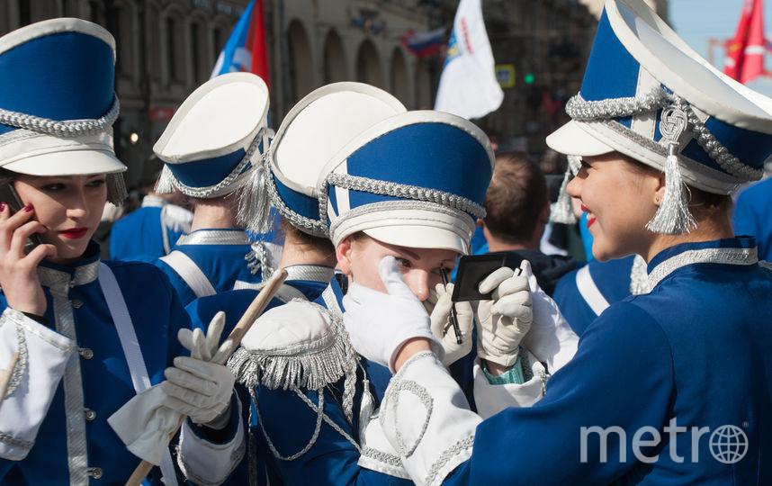 Первомай собрал около 8-9 тысяч человек. Фото Все фото - Святослав Акимов
