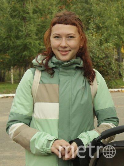 Ольга Кудрина - участница опроса. Фото Софья Сажнева