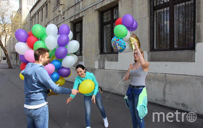 """Работать за других веселее, чем за себя. Фото Василий Кузьмичёнок, """"Metro"""""""