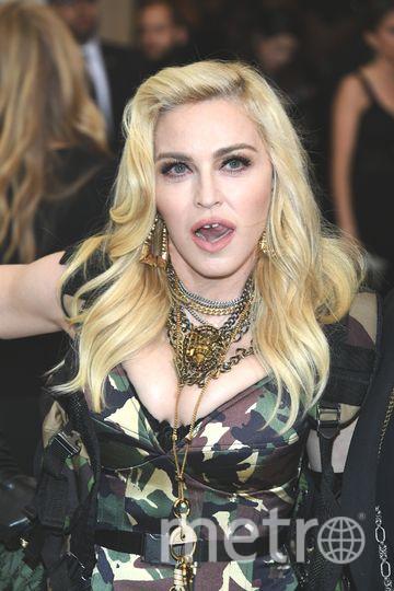 Met Gala-2017. Мадонна. Фото Getty
