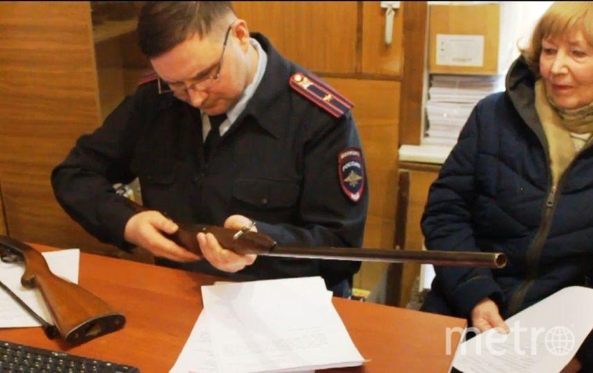 Фото пресс-службы ГУ Росгвардии по СПб и ЛО.