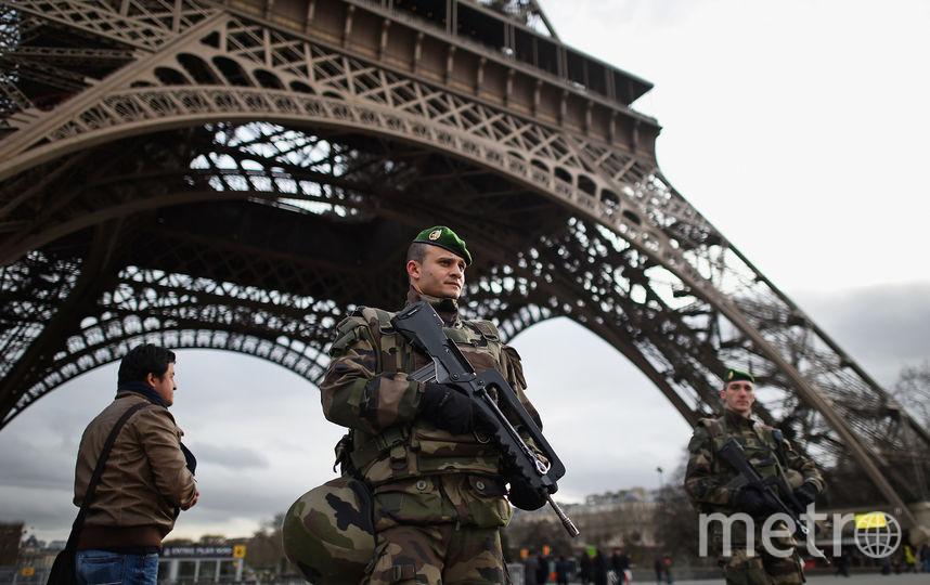 Военные во Франции. Фото Getty