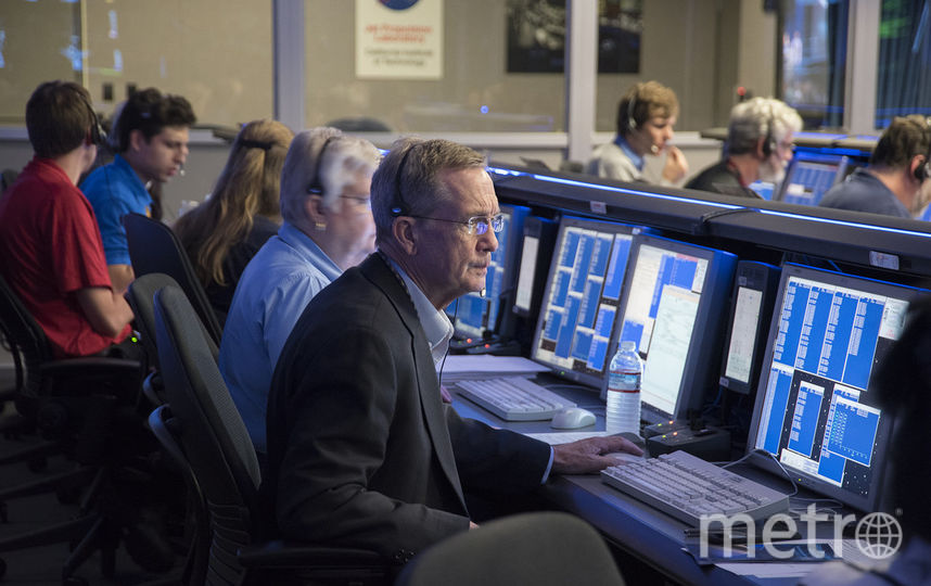 Специалисты НАСА. Фото NASA/JPL-Caltech.