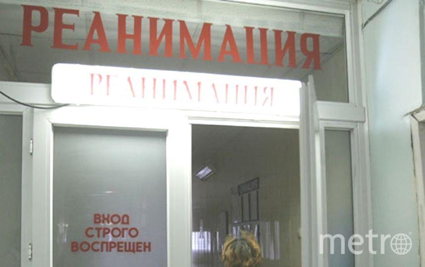 малышка находится в реанимации в одной из детских больниц Петербурга. Фото Getty