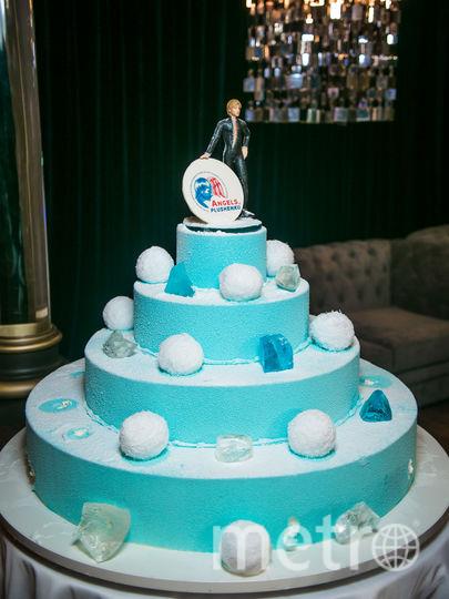 Торт академии Евгения Плющенко. Фото Instagram