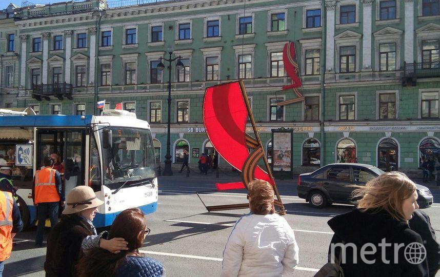 ДТП и ЧП | Санкт-Петербург | vk.com/spb_today. Фото Наталья Кисель, vk.com
