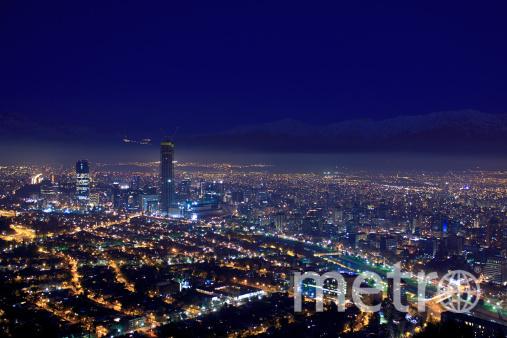 ЕСли землетрясение будет в этом году, то в 100 км от Сантьяго. Фото Getty
