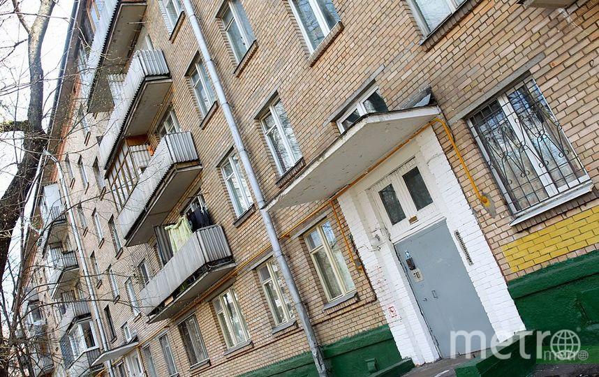 Хрущёвки в Москве. Фото Василий Кузьмичёнок