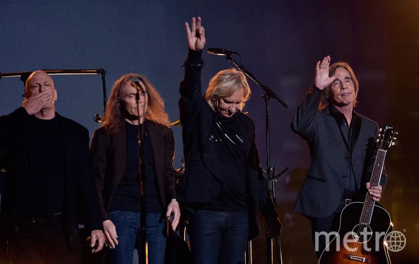 Рок-группа Eagles. Фото Getty