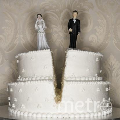 Почти каждый второй венчанный брак распался в Петербурге в 2016 году. Фото Getty