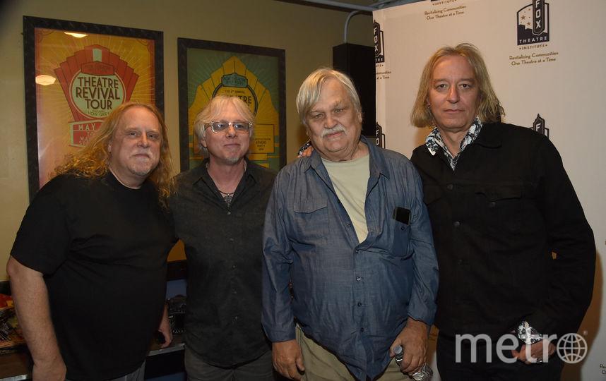 Известный рокер Брюс Хэмптон умер прямо во время концерта в США. Фото Getty