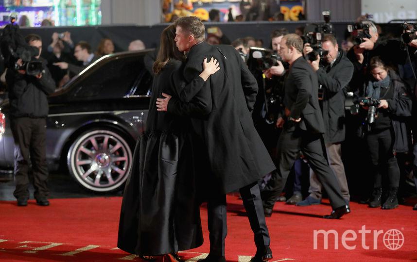 Исхудавший Брэд Питт впервые появился на обложке после расставания с Джоли. Фото Getty