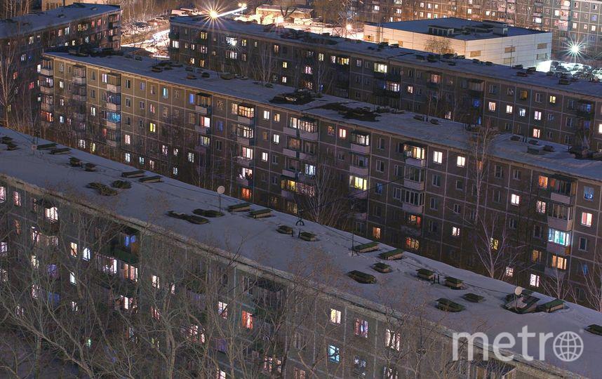"""У Петербурга свои """"фирменные"""" жилищные проблемы. Фото Pressfoto"""