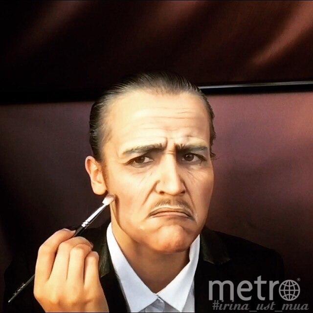 Дон Корлеоне. Фото предоставлены Ириной Устюжаниной.