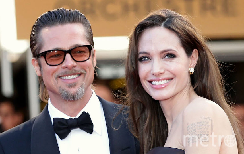 Брэд Питт впервые рассказал о разводе с Анджелиной Джоли. Фото Getty