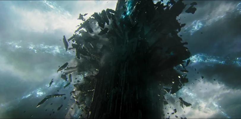 """В Сети обсуждают первый трейлер """"Темной башни""""."""