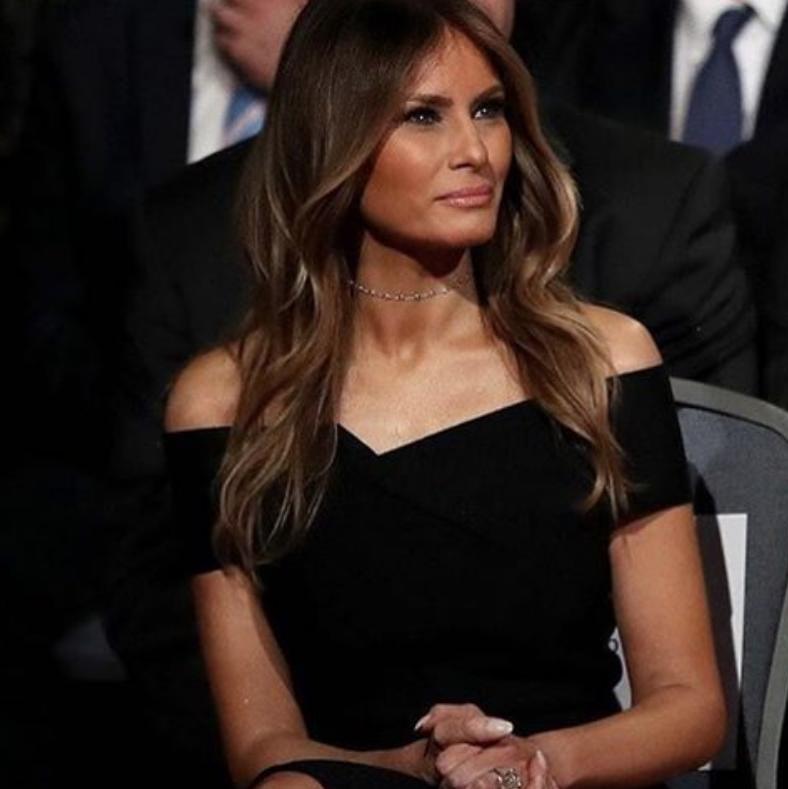 Мелания Трамп - фотоархив.