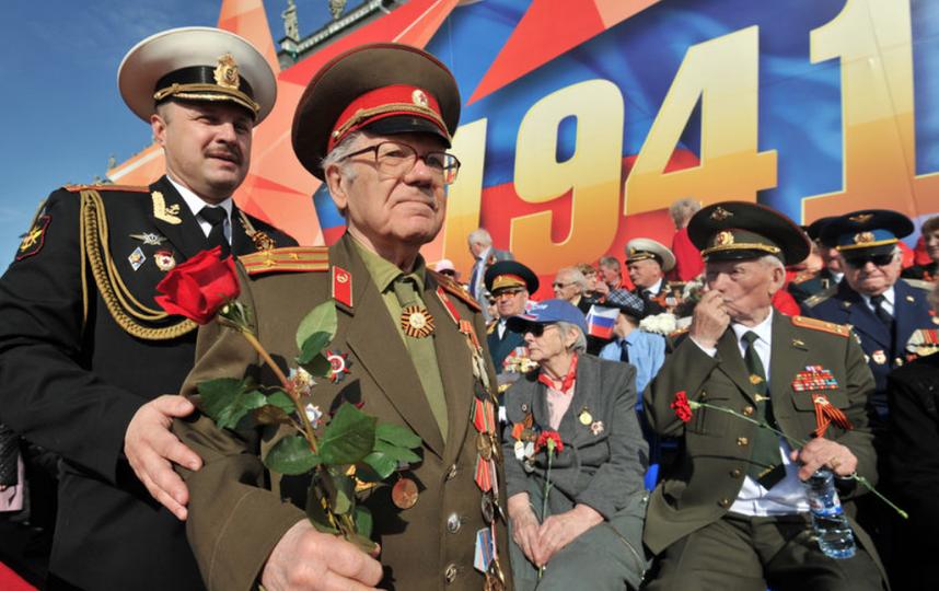 Фотоархив - День Победы 2016.
