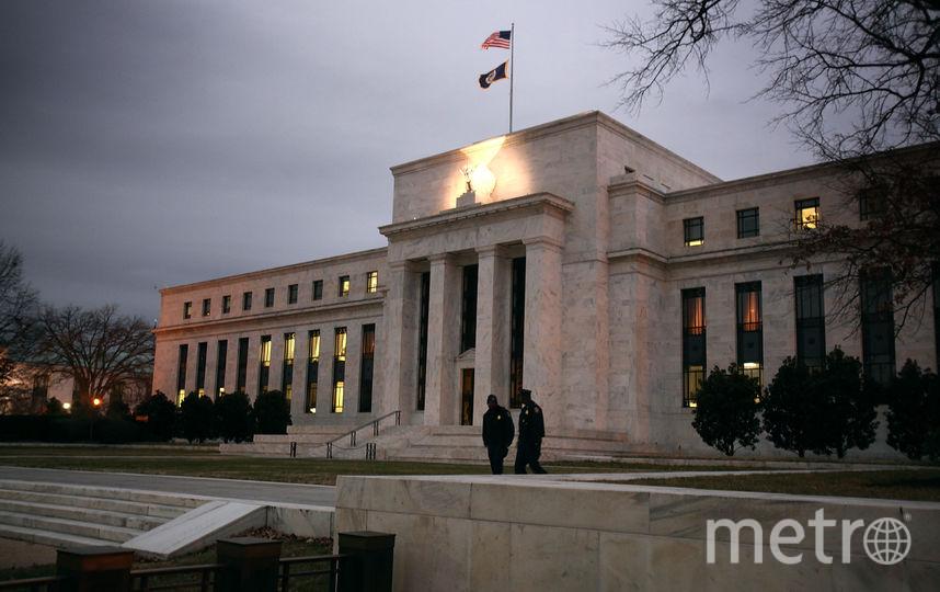 Здание ФРС США. Фото Getty