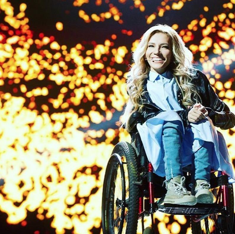 Юлия Самойлова не будет участвовать в Евровидении - 2017.
