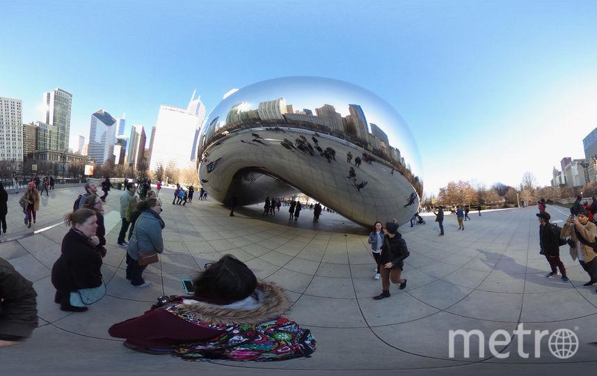 Боб в Чикаго. Фото Getty