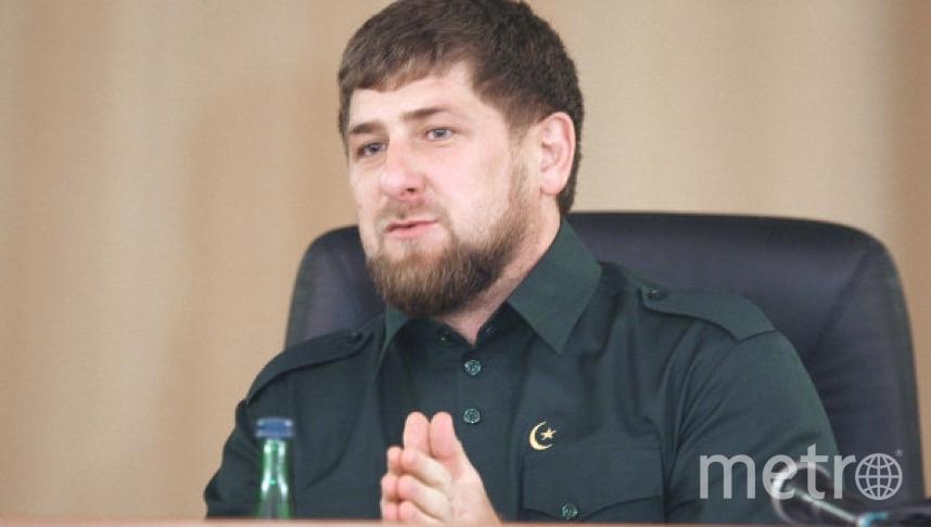 Рамзан Кадыров. Фото Getty