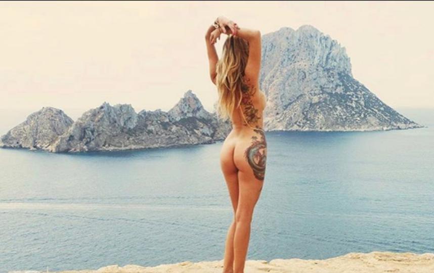 Новый тренд. Фото Скриншот Instagram/cheekyexploits