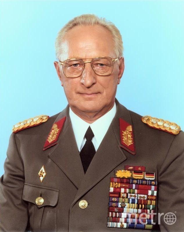 Хайнц Кесслер. Фото wikipedia.org.