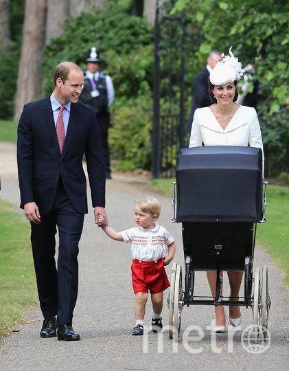 Кейт Миддлтон поделилась достижениями принцессы Шарлотты и принца Джорджа. Фото Getty