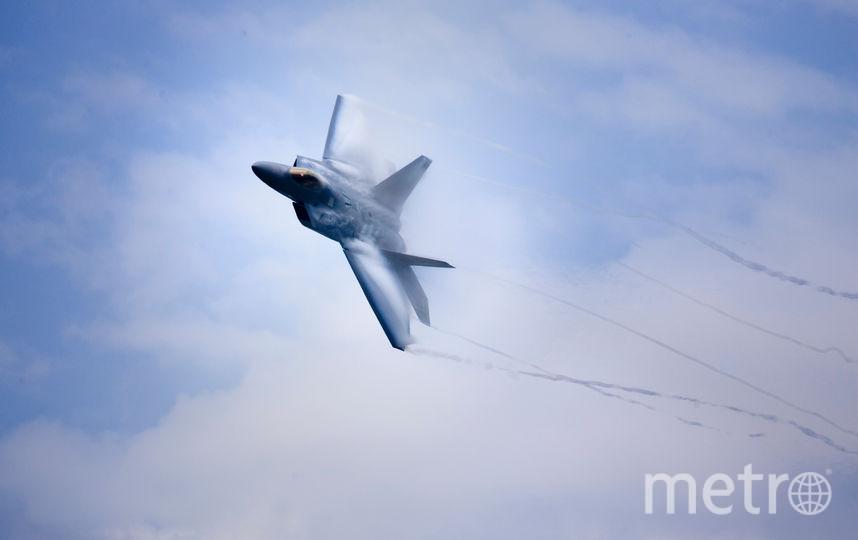 F-22. Фото Getty