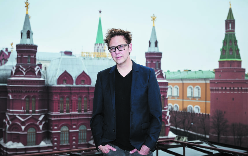 Джеймс Ганн. Фото Пресс-служба Walt Disney company Russia & CIS.