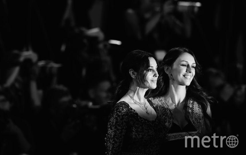 Фото голой Моники Беллучи в мехах покорили Instagram. Фото Getty