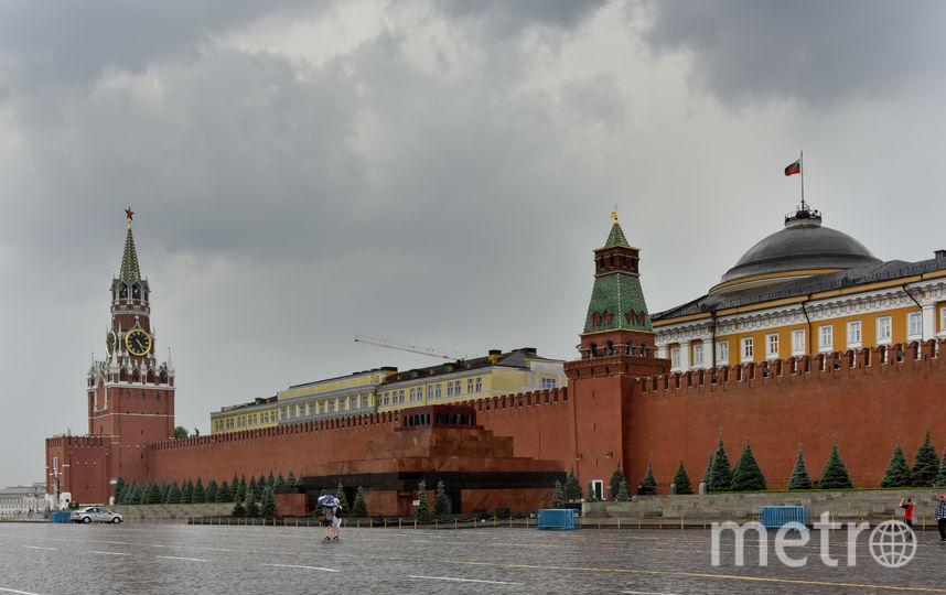 """Московский Кремль. Фото Василий Кузьмичёнок., """"Metro"""""""