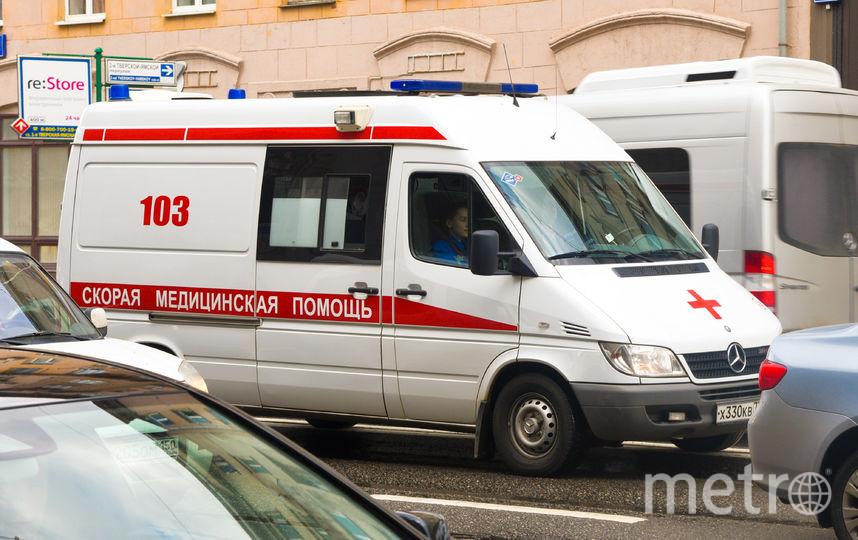 """Скорая помощь. Фото Василий Кузьмичёнок., """"Metro"""""""