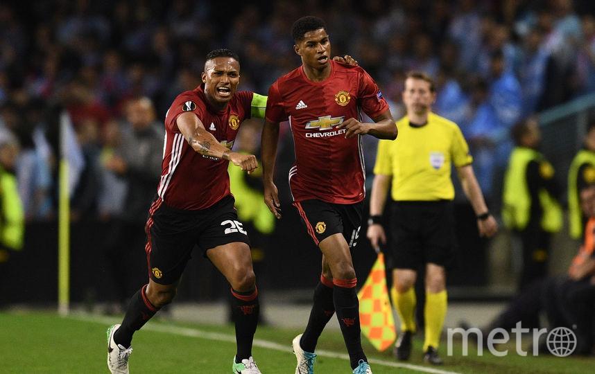 МЮ одержал победу у«Сельты» первый матч ½ финала Лиги Европы