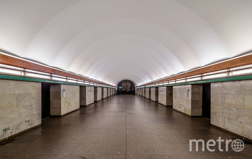ВПетербурге метро «Елизаровская» закрыли напроверку