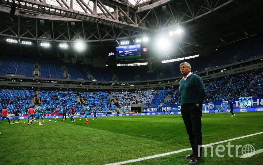 Главный тренер «Зенита» попросил перенести игру на«Петровский»