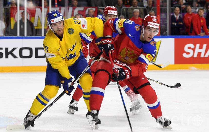 Олег Знарок вывел изсостава сборной Российской Федерации шестерых хоккеистов