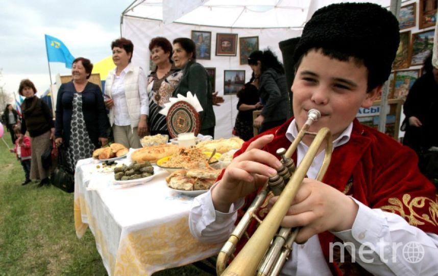 Праздник Хыдырлез. Фото РИА Новости