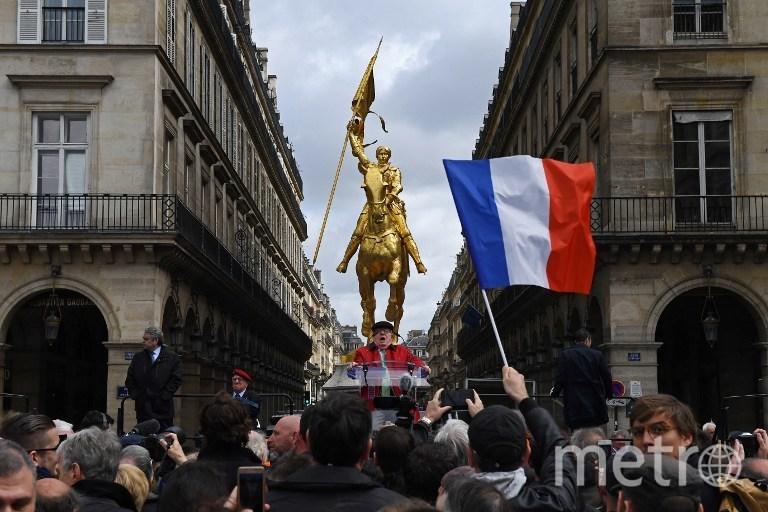 Отец Марин Ле Пен Жан-Мари. Фото AFP