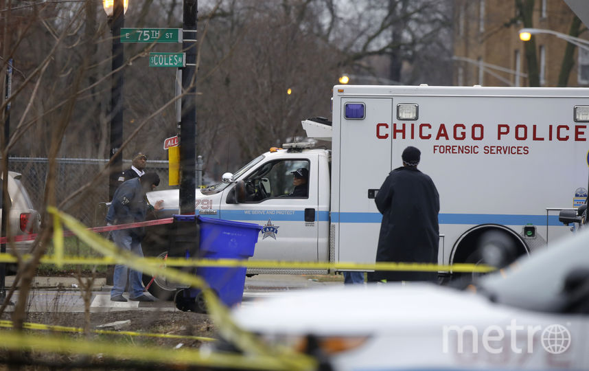 В результате стрельбы погибли два человека. Фото Getty