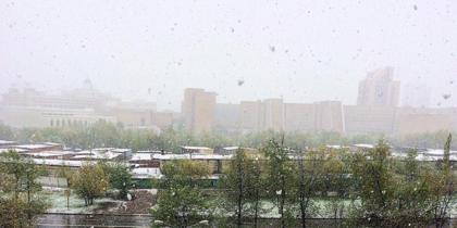 Погода в Москве. Фото Instagram/karneeva007