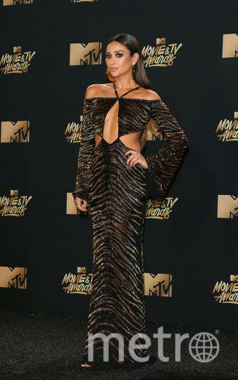 Актриса Шей Митчелл. Фото AFP