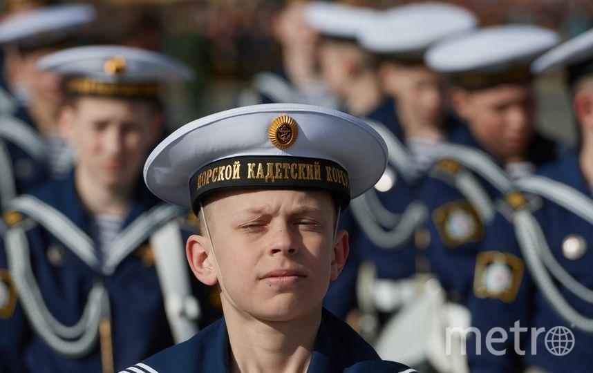 Парад Победы-2017 в Петеребурге. Фото Все фото - Metro.
