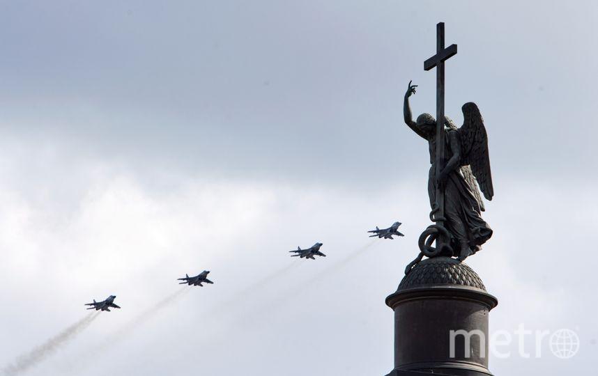 Военная техника на Параде Победы в Петербурге - 2017.